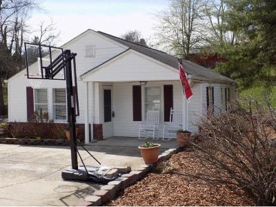 Johnson City Single Family Home For Sale: 2109 Knob Creek Rd.