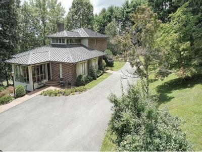 Abingdon Single Family Home For Sale: 211 High Street