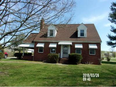 Bluff City Single Family Home For Sale: 973 Old Beaver Creek Rd