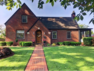 Kingsport Single Family Home For Sale: 1409 Linville Street