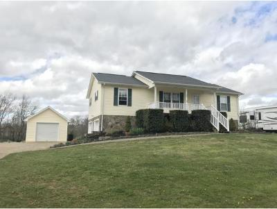 Greeneville TN Single Family Home For Sale: $164,900