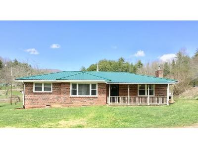 Butler Single Family Home For Sale: 125 Dogwood Lane