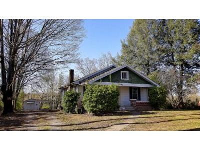 Telford Single Family Home For Sale: 1496 Old State Route 34