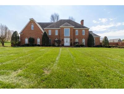 Abingdon Single Family Home For Sale: 332 Augusta Drive