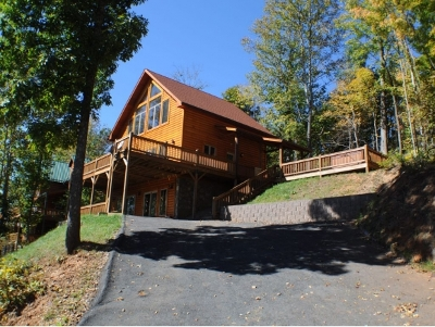Butler Single Family Home For Sale: 397 Lake Cabin Ln