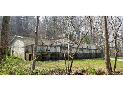 Unicoi Single Family Home For Sale: 102 Four Oaks Road