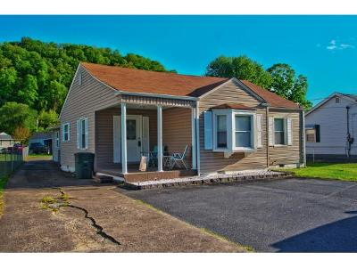 Elizabethton Single Family Home For Sale: 1024 Broad St
