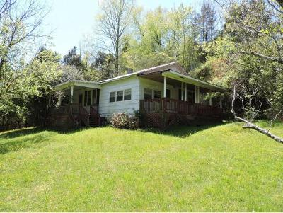 Single Family Home For Sale: 275 Zion Hill Road S.