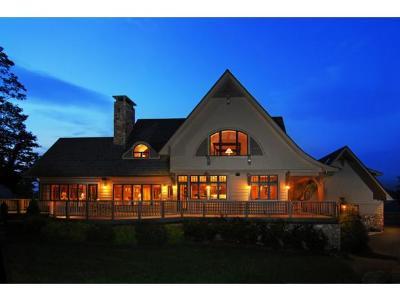 Sugar Grove Single Family Home For Sale: 1806 Auborn Trivtette Rd