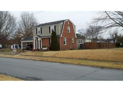 Elizabethton Single Family Home For Sale: 415 Carter Blvd.