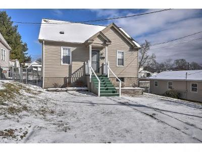 Bristol Single Family Home For Sale: 1009 Tennessee Ave