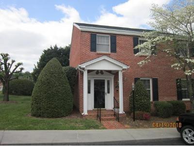 Johnson City Condo/Townhouse For Sale: 2734 E. Oakland Ave #C21