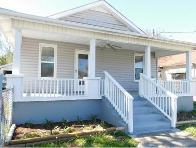 Johnson City Single Family Home For Sale: 1603 E. Fairview Avenue