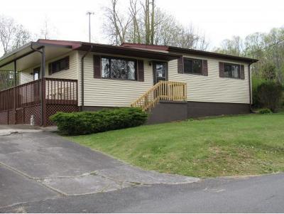 Bristol TN Single Family Home For Sale: $85,900