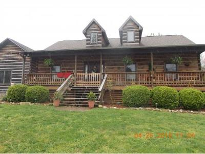 Rogersville Single Family Home For Sale: 812 W. Bear Hollow
