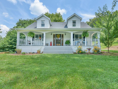 Elizabethton Single Family Home For Sale: 1803 Gap Creek Road