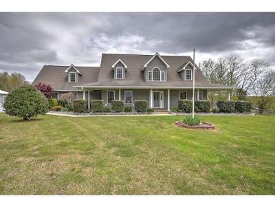 Jonesborough Single Family Home For Sale: 269 Hartman Rd