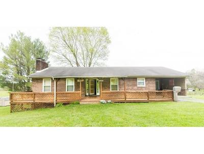 Abingdon Single Family Home For Sale: 16209 Rust Hollow Rd