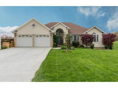 Bristol Single Family Home For Sale: 21164 Walton Ridge Road