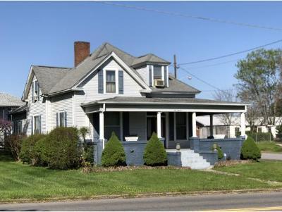 Bristol Single Family Home For Sale: 900 Pennsylvania Avenue