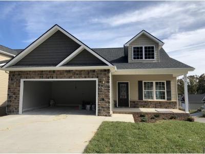Gray Single Family Home For Sale: 276 Piper Glen