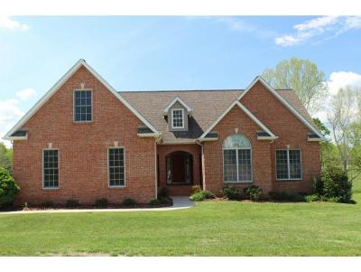 Kingsport Single Family Home For Sale: 3465 Bailey Ranch Road