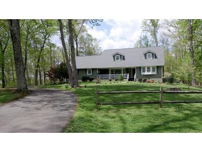 Rogersville Single Family Home For Sale: 178 Forest Hills Drive