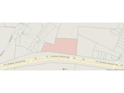 Greene County Residential Lots & Land For Sale: tbd Andrew Johnson Hwy