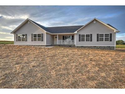 Greeneville Single Family Home For Sale: 2086 Old Stage Road