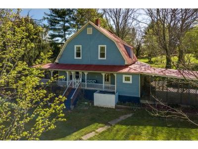 Telford Single Family Home For Sale: 468 John Carson Rd