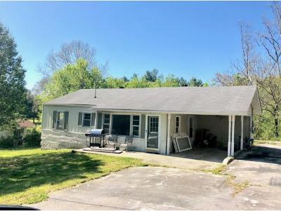 Kingsport TN Single Family Home For Sale: $50,000