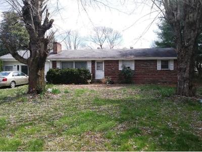 Erwin Single Family Home For Sale: 240 Elliott