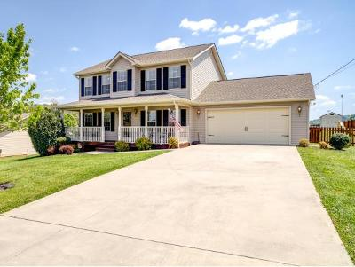 Gray Single Family Home For Sale: 759 Walkers Bend