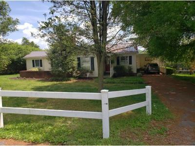 Rogersville Single Family Home For Sale: 1004 Bradford St