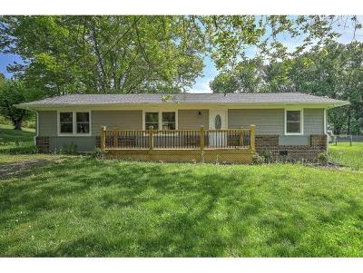 Jonesborough Single Family Home For Sale: 804 Haws Dr