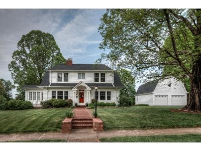 Bristol Single Family Home For Sale: 518 Kentucky Ave