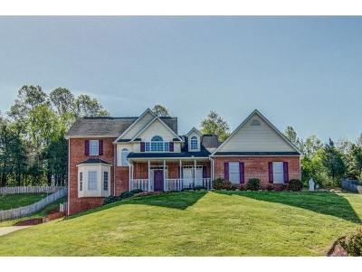 Jonesborough Single Family Home For Sale: 1404 Walnut Grove Road