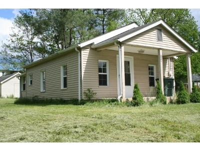 Elizabethton Single Family Home For Sale: 508 Roan St