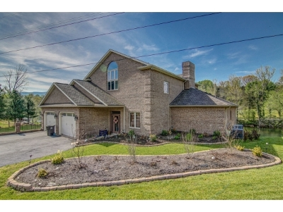 Bristol Single Family Home For Sale: 2261 Bullock Hollow Road