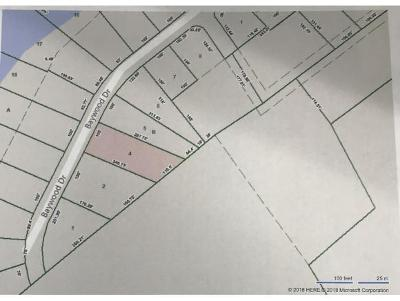 Piney Flats Residential Lots & Land For Sale: Lot 4 Baywood Drive