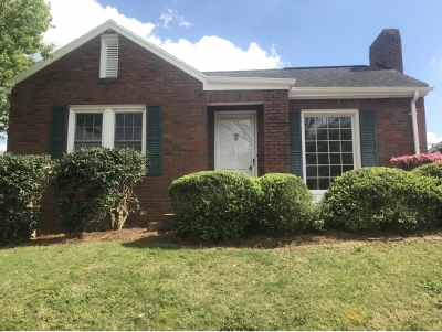 Bristol Single Family Home For Sale: 700 Arlington Ave