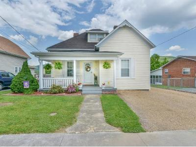 Erwin Single Family Home For Sale: 317 S Willow Ave