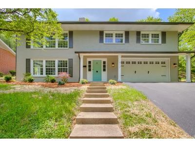 Kingsport Single Family Home For Sale: 1812 Lamont