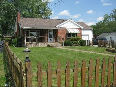 Bristol Single Family Home For Sale: 33 24th Street