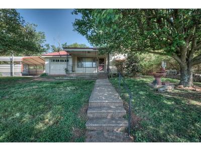 Bristol Single Family Home For Sale: 348 Tallman Road
