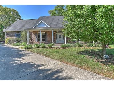 Jonesborough Single Family Home For Sale: 125 Fawnwood