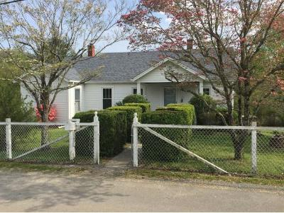 Elizabethton Single Family Home For Sale: 111 Jim Deal Rd