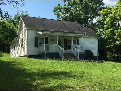 Greeneville Single Family Home For Sale: 1585 Lick Hollow Road