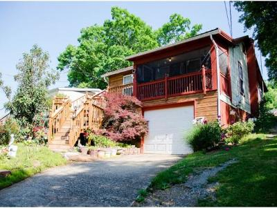 Kingsport TN Single Family Home For Sale: $64,000