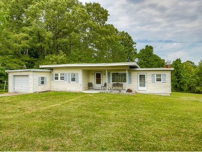 Mount Carmel Single Family Home For Sale: 204 Oak Street